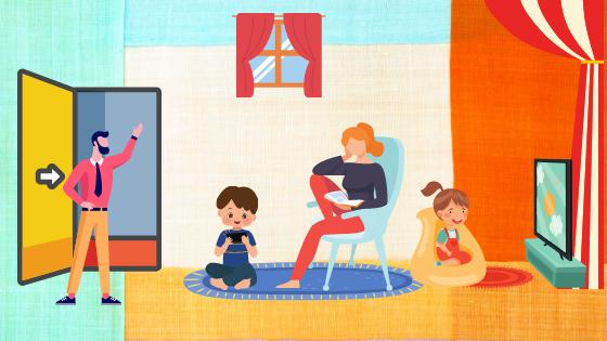 أساليب التربية داخل الأسرة ضرورة رد السلام و الاجتماع كعائلة